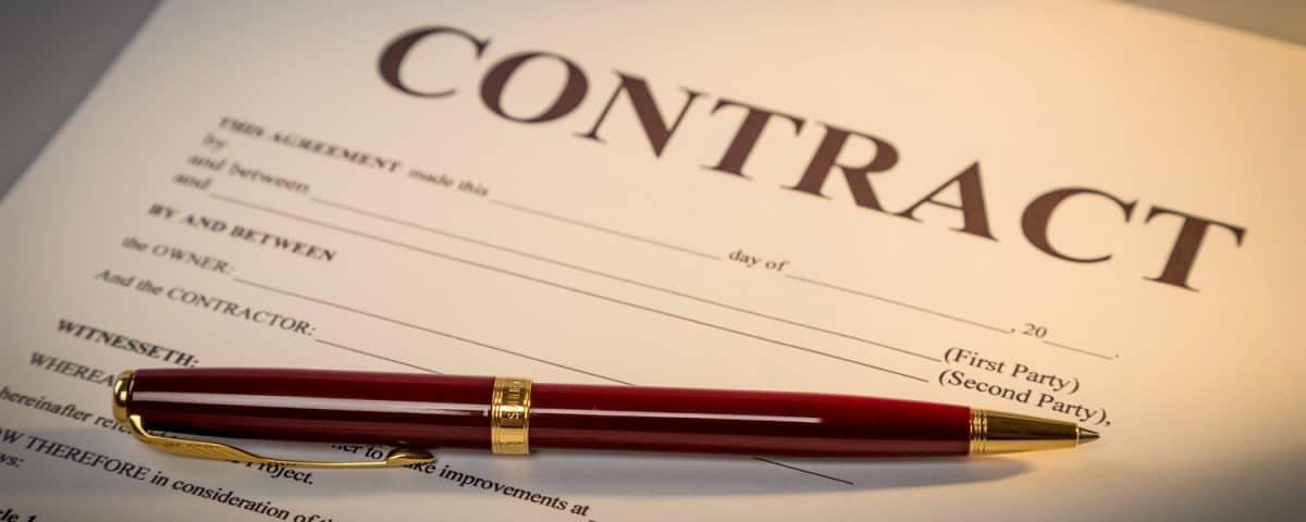 contract aanbieden via uitzendbureau